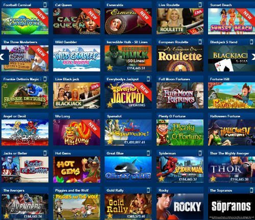 betfred-casino-featured-games