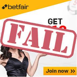 Betfair Bonus Code for Casino